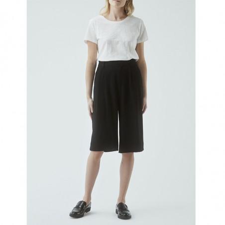 Modström Shorts, Janus , Black, sorte shorts - model