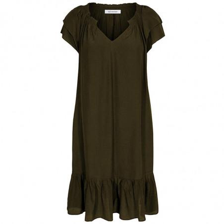 Co'Couture Kjole, Sunrise Crop, Dark Army, sommerkjole, hverdags kjole, festkjole