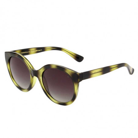 A Kjærbede Solbriller, Butterfly, Demi Olive, A. Kjærbede - fra den ene side