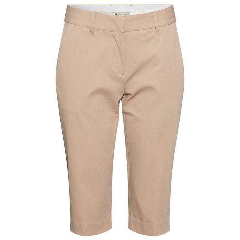 PBO Shorts, Beck Capri, Sand, lange shorts