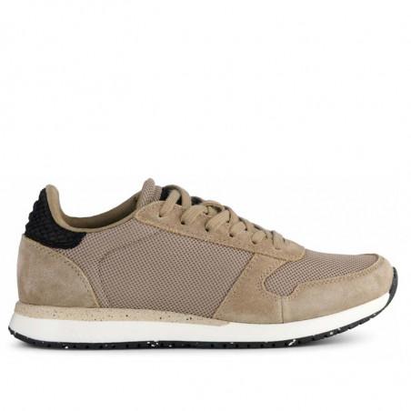 Woden Sneakers, Ydun Fifty, Silver Mink- fra siden