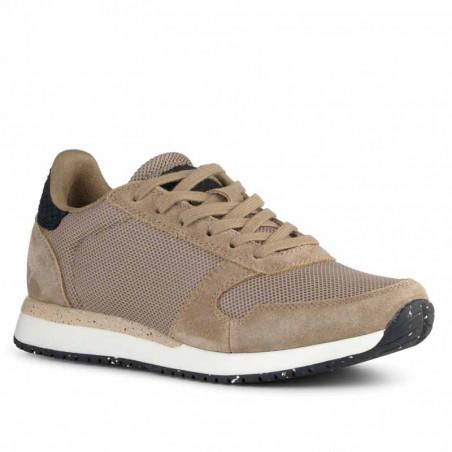 Woden Sneakers, Ydun Fifty, Silver Mink