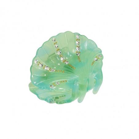 Pico Hårspænde, Petit Ariel, Green Pico Copenhagen hårklemme