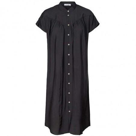 Co'Couture Kjole, Callum, Black, sommerkjole, hverdagskjole