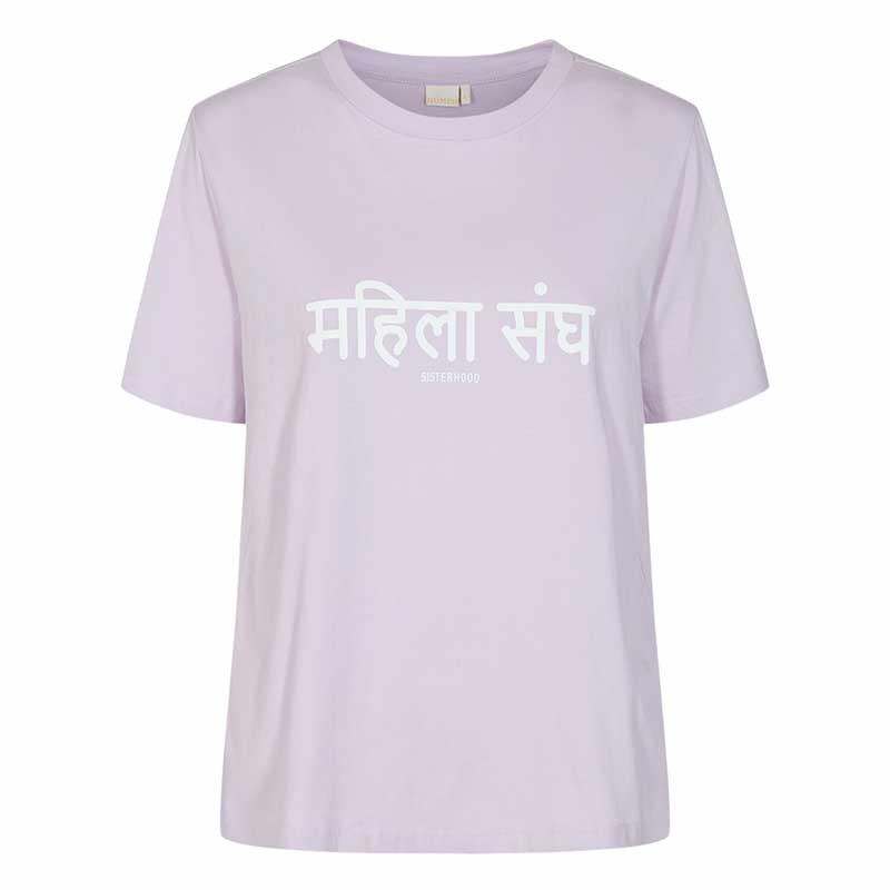 Nümph T-Shirt, Nusisterhood, Orchid Petal
