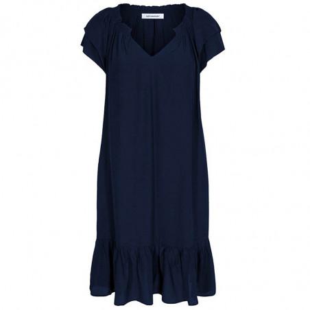 Co'Couture Kjole, Sunrise Crop, Navy sommerkjoler, hverdagskjole, festkjole