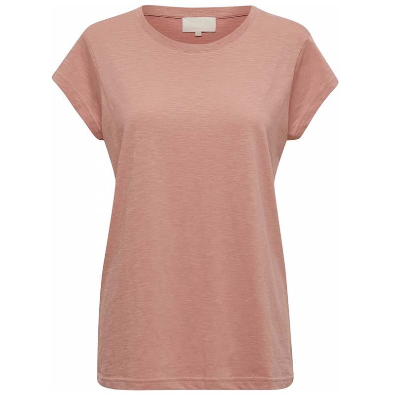 Minus T-shirt, Leti, Old Rose Melange