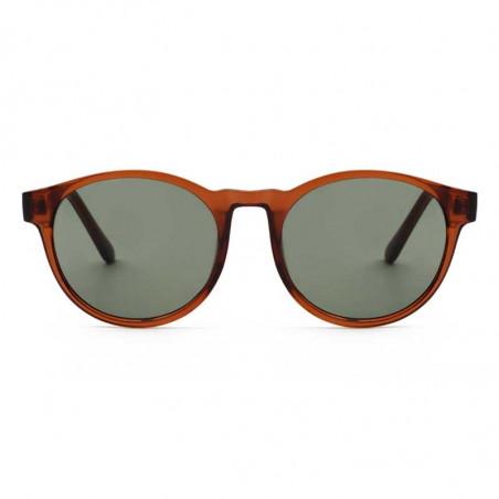 A Kjærbede Solbriller, Marvin, Brown Transparent