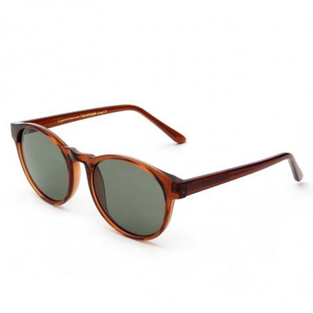 A Kjærbede Solbriller, Marvin, Brown Transparent side