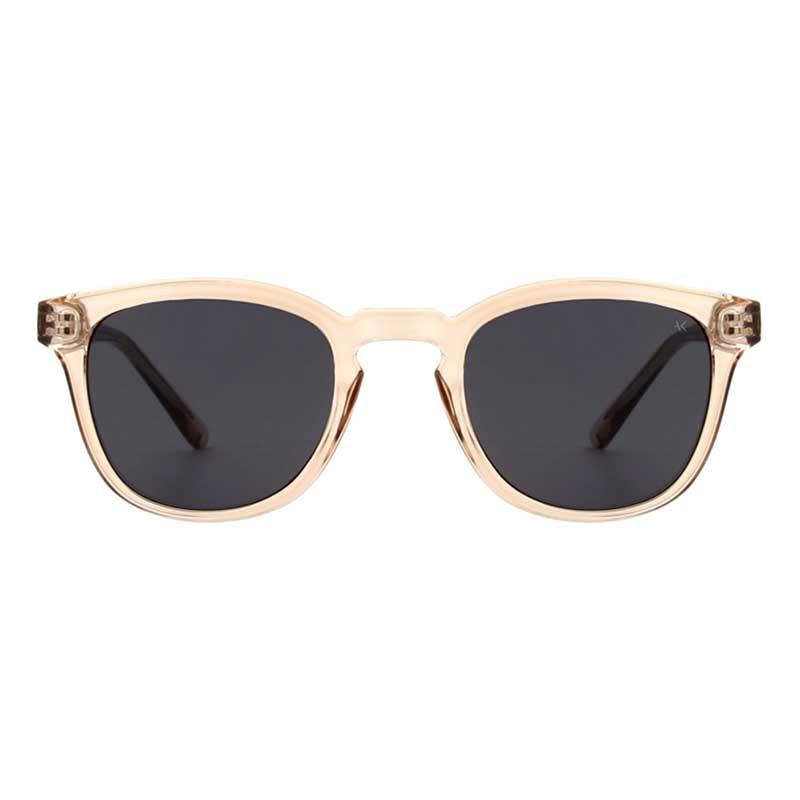 A Kjærbede Solbriller, Bate, Champagne, solbriller til mænd, solbriller til kvinder, unisex solbriller