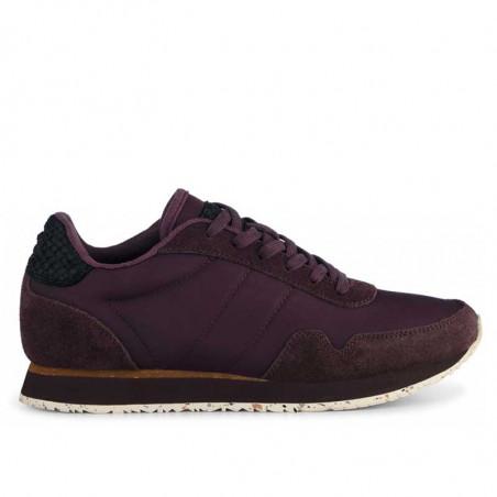 Woden Sneakers, Nora III Leather, Fudge