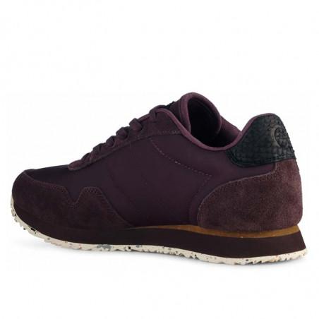 Woden Sneakers, Nora III Leather, Fudge bagfra
