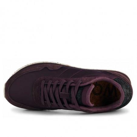 Woden Sneakers, Nora III Leather, Fudge top