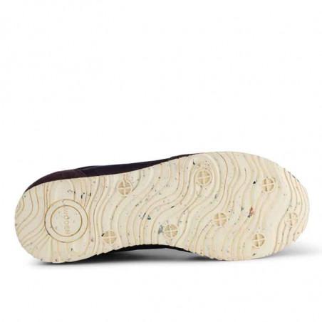Woden Sneakers, Nora III Leather, Fudge sål