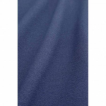 King Louie Nederdel, Sofia Milano Crepe, Stone Blue, nederdel fra King Louie, midi nederdel, mini nederdel, tekstur