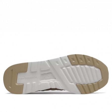New Balance Sneakers, 997, Tan/Pink, gummisko, sneakers fra New Balance, multifarvede, sål