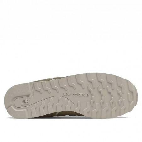 New Balance Sneakers, WL373, Incense/Space Pink, gummisko, grønne sneakers, ruskind, sål