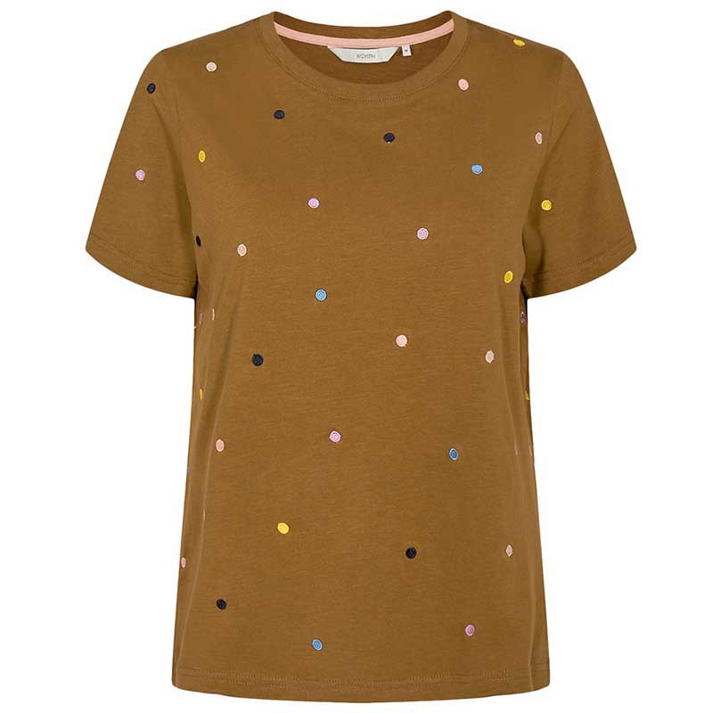 Nümph T-Shirt, Nucruz Tee, Breen numph bluse