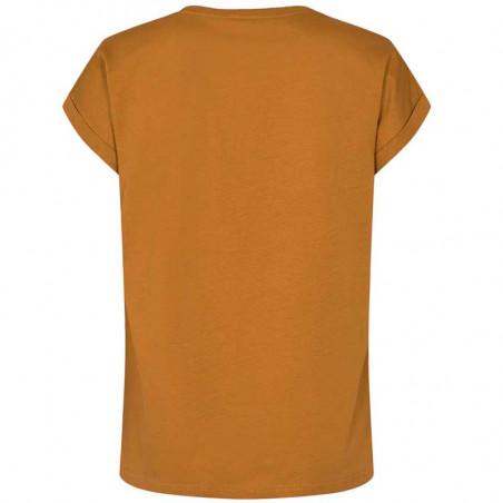 Nümph T-Shirt, Nubeverly T-Shirt, Cathay Spice Numph basis tshirt ryg