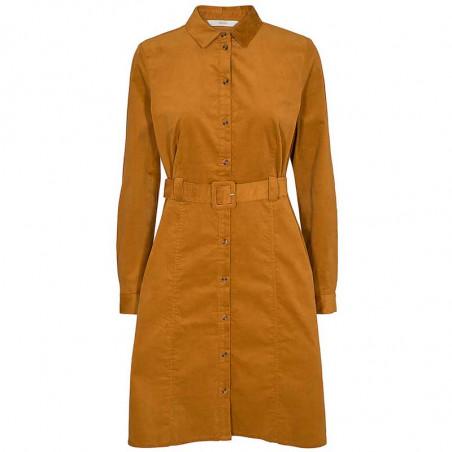 Nümph Kjole, Numauray Dress, Cathay Spice Numph skjortekjole