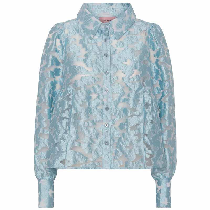 Hunkøn Skjorte, Feluca shirt, Light Blue
