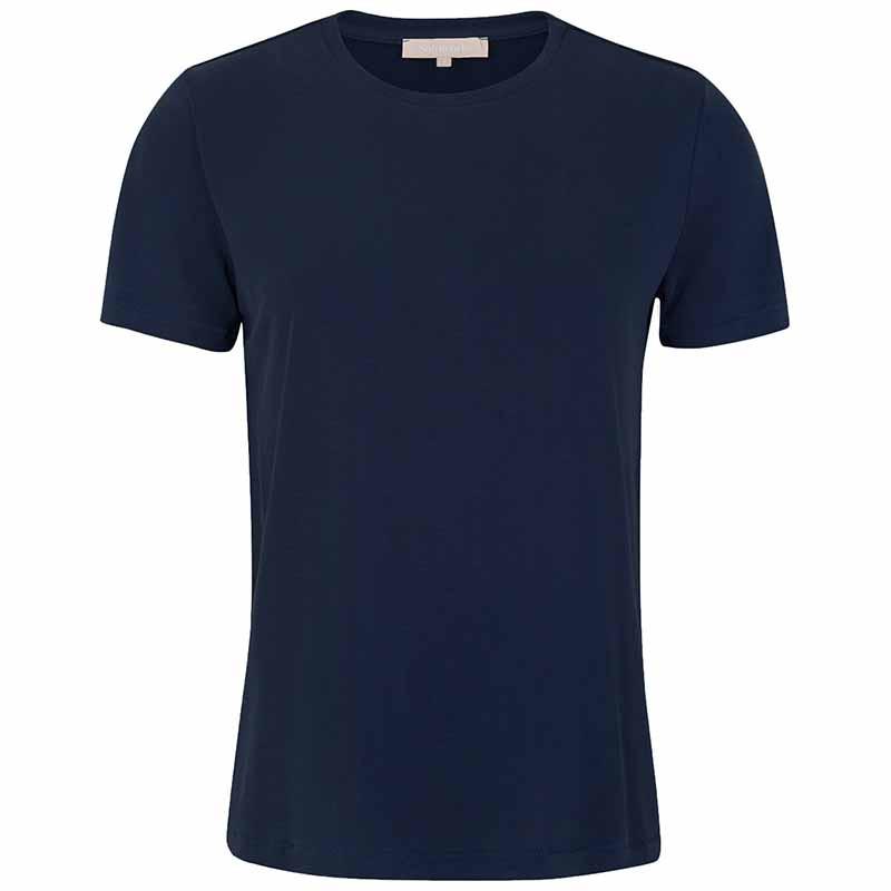 Soft Rebels T-shirt, SRElla T-shirt, Total Eclipse Tshirt med kort ærmer basis top