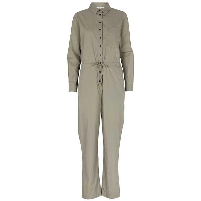 Basic Apparel Buksedragt, Vilde, Dried Sage jumpsuit