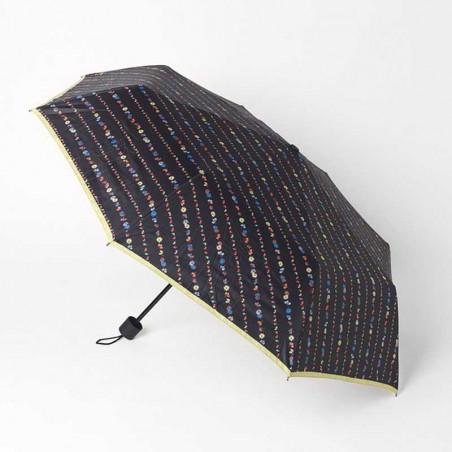 Beck Söndergaard Paraply, Liluye, Black Beck Søndergård taske paraply opslået