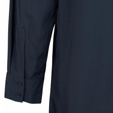 Soft Rebels Skjorte, SRFreedom LS, Total Eclipse ærme detalje