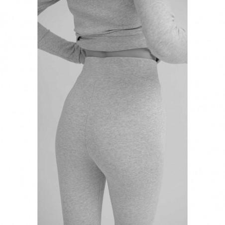 Basic Apparel Leggings, Anni, Khaki perfekt fit