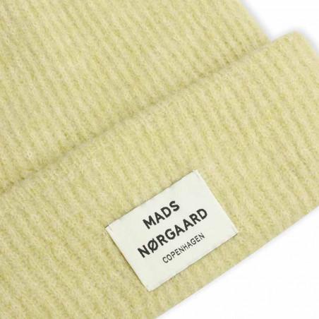 Mads Nørgaard Hue, Anju Hat, Lint Mads Nørgård Winter Soft Anju hue detalje