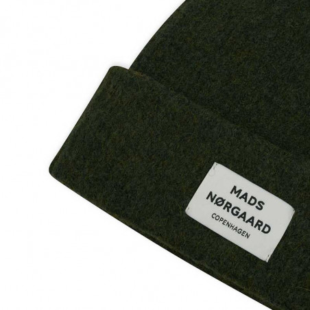 Mads Nørgaard Hue, Winter Soft Anju, Rifle Green detalje