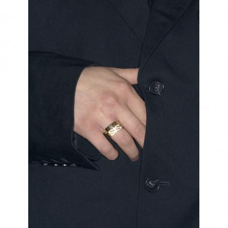 Maria Black Ring, Sis, Guld, fingerring, guldring, guldsmykke, smykke, sterling sølv, model