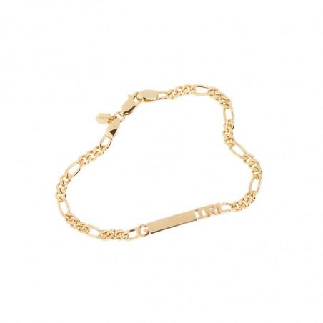 Maria Black Armbånd, Girl, Guld, smykker, guldarmbånd, lænke, kæde