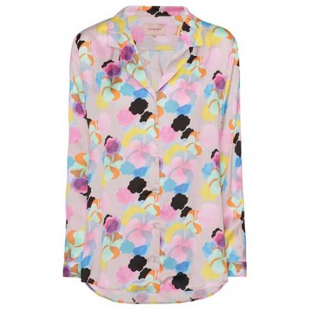 Hunkøn Skjorte, Candy Clouds Shirt, Candy Clouds Art Print