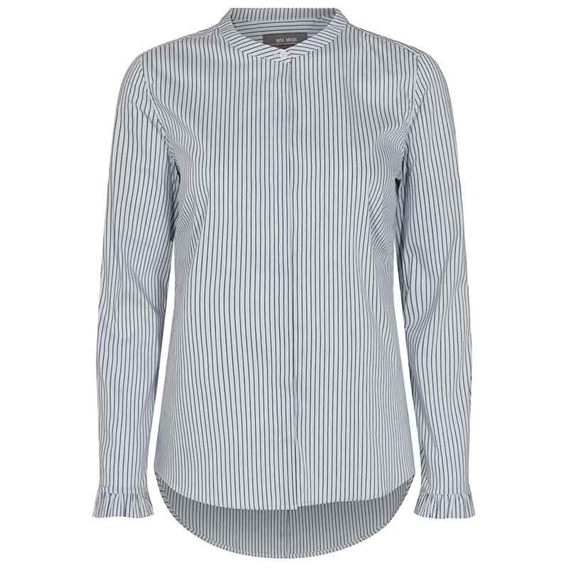 Mos Mosh Skjorte, Mattie Stripe, Skyway Mosmosh bluse