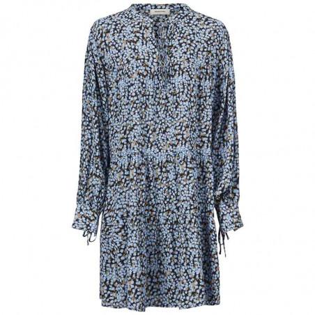Modström Kjole, Menna Print Dress, Forest Fleur modstrøm kjole - Modstrom tøj