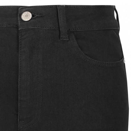 Soft Rebels Jeans, Highwaist Slim, Black, Skinny Jeans, Stramme Jeans, Bukser, Denim, Knap
