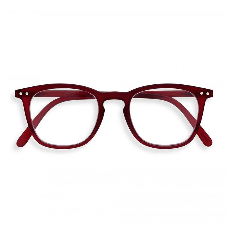 Izipizi Briller, E Reading, Red Mars Izipizi læsebriller unisex model