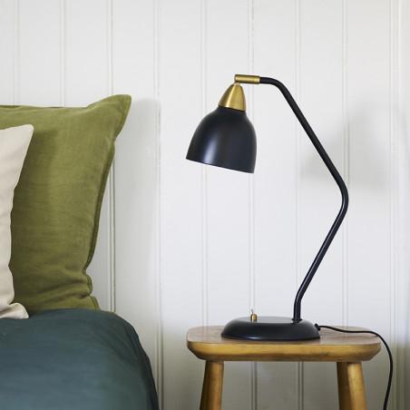 Superliving Bordlampe, Urban Table lamp Real Black Sengelampe - læselampe