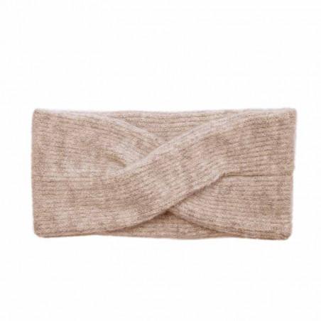 Nümph Pandebånd, Nualllen, Brazillian Sand, strikket, headband
