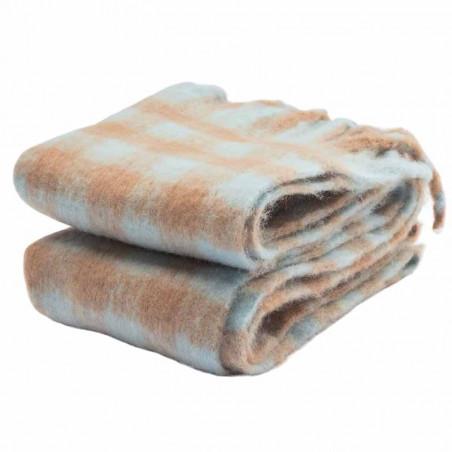 Nümph Tørklæde, Nukitten Check, Cathay Spice numph halstørklæde blødt med tern